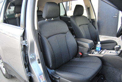 Subaru Outback Seat Covers >> SUBARU LEGACY OUTBACK 2009 2010 CUSTOM MADE SEAT COVERS | eBay