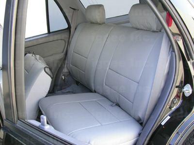 Toyota 4runner 1986 2002 Leather Like Custom Seat Cover Ebay