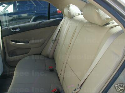honda accord      vinyl custom seat cover ebay