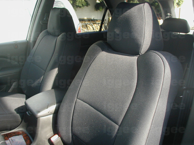 acura mdx 2001 2006 leather like custom fit seat cover ebay. Black Bedroom Furniture Sets. Home Design Ideas