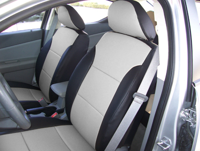 Dodge Avenger 2008 2012 Iggee S Leather Custom Seat Cover