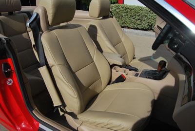 Bmw 325ci Convertible 2000 2005 Vinyl Custom Seat Cover