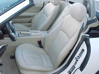 Custom 2003 Bmw Z4 Car Interior Design