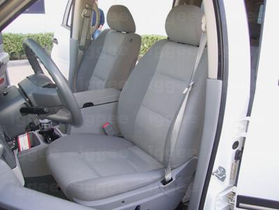 on Custom Dodge Dakota Seat Covers