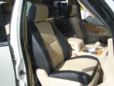 ford expedition 2003 2006 s leather custom seat cover ebay. Black Bedroom Furniture Sets. Home Design Ideas