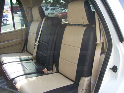 ford expedition 2007 2014 iggee s leather custom seat cover 13colors available ebay. Black Bedroom Furniture Sets. Home Design Ideas