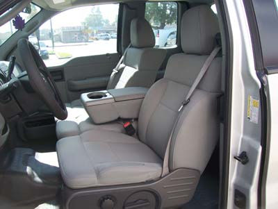 2006 Ford F150 Seat Covers >> FORD F-150 2004-2008 IGGEE S.LEATHER CUSTOM FIT SEAT COVER ...
