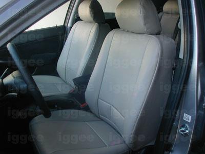 Honda Accord 1998 2002 Leather Like Custom Seat Cover Ebay