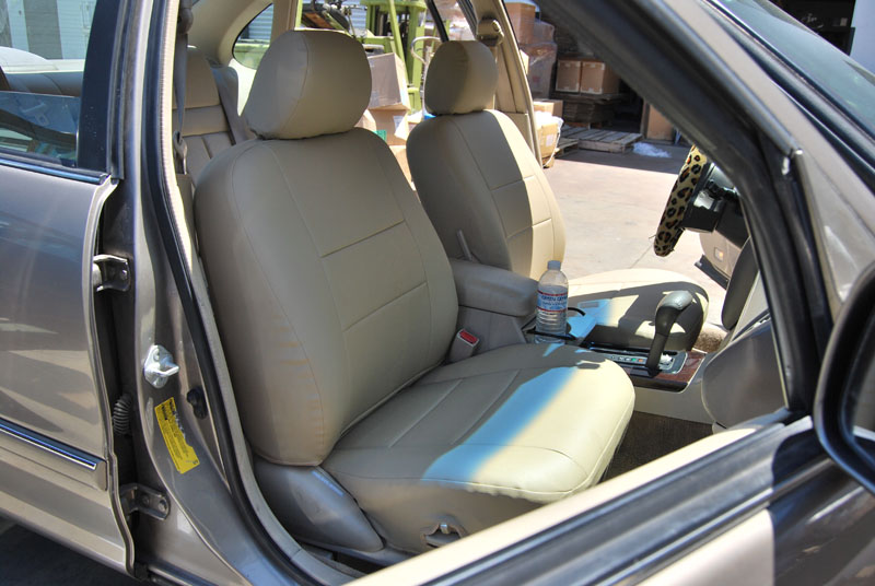 Toyota Avalon 1995 1999 Iggee S Leather Custom Fit Seat