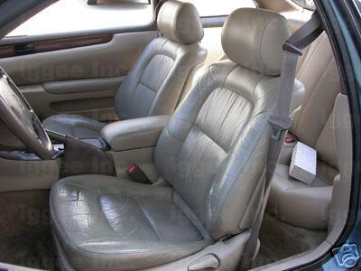 Lexus Sc400 Sc300 Vinyl Custom Seat Cover Ebay