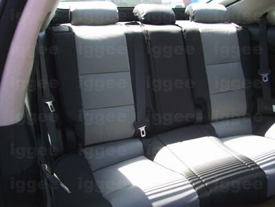 scion tc 2006 2009 iggee s leather custom fit seat cover. Black Bedroom Furniture Sets. Home Design Ideas