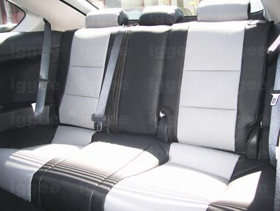 scion tc 2005 2010 leather like custom made fit seat cover. Black Bedroom Furniture Sets. Home Design Ideas
