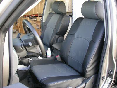 Anybody Have Leatherette Seat Covers Nissan Frontier Forum