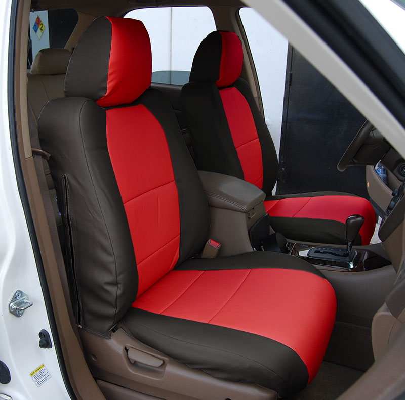 ACURA MDX 2001-2006 LEATHER-LIKE CUSTOM FIT MADE SEAT