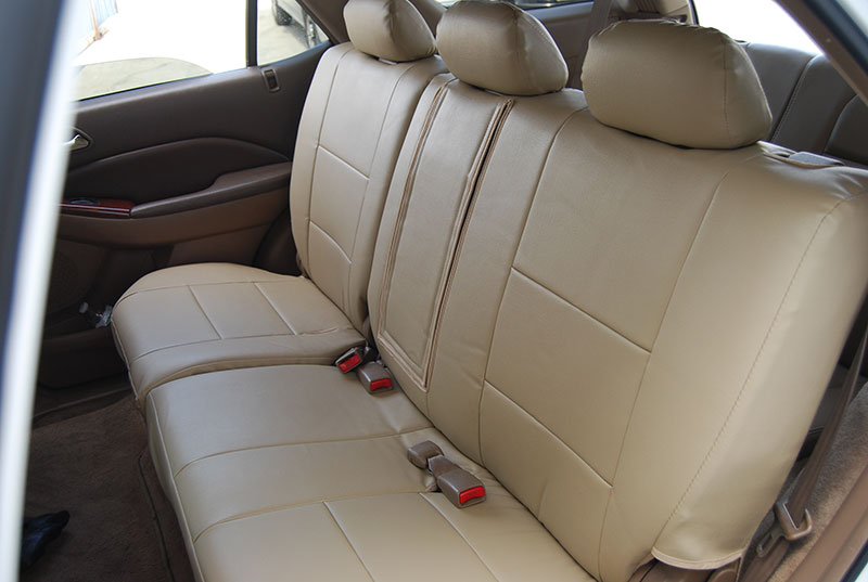 Acura Mdx 2001 2006 Iggee S Leather Custom Fit Seat Cover