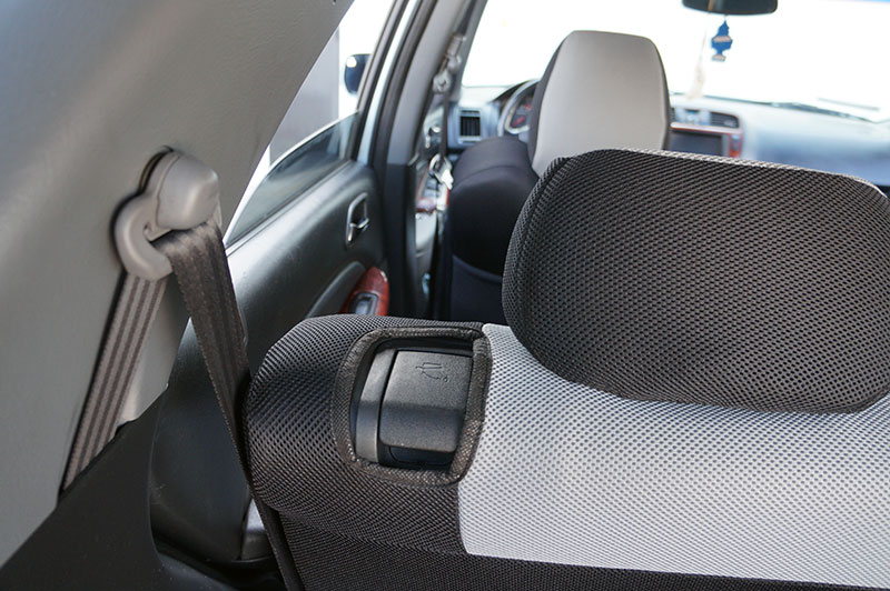 ACURA MDX 2001-2006 SPACER MESH CUSTOM MADE FIT SEAT COVER