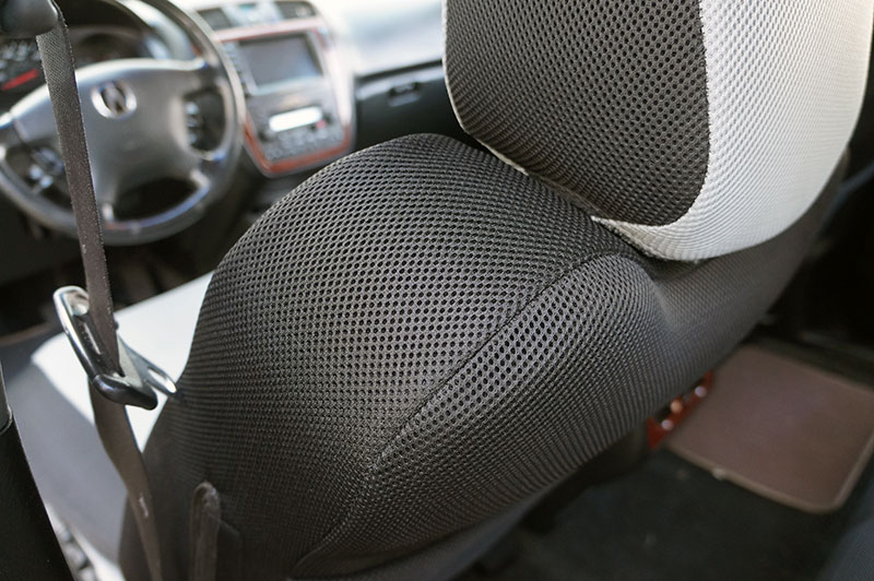 ACURA MDX 2001-2006 SPACER MESH CUSTOM FIT MADE SEAT COVER