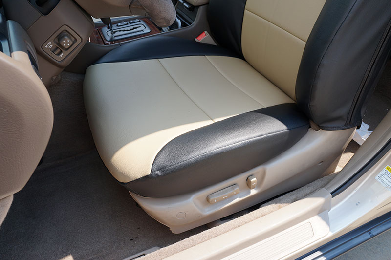 ACURA RL 1999 2004 IGGEE SLEATHER CUSTOM FIT SEAT COVER