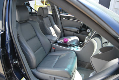 Acura Tl 2004 2008 Iggee S Leather Custom Fit Seat Cover