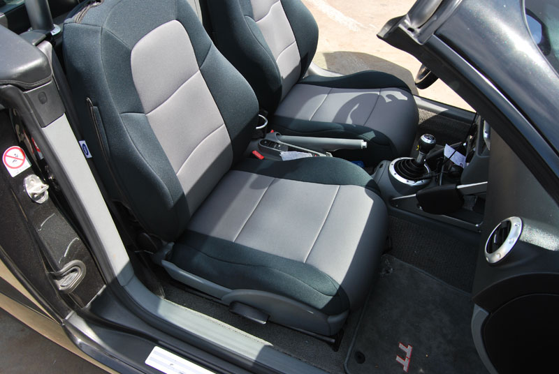 Mercedes Benz Sl500 2001 2008 Iggee S Leather Custom Fit