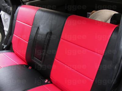 Chevy Blazer 1999 2005 Leather Like Custom Seat Cover Ebay