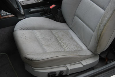 Bmw E36 3 Series Convertible 1992 1999 Vinyl Custom Seat