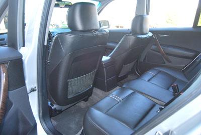 Bmw X5 2003 2011 Leather Like Custom Fit Seat Cover Ebay