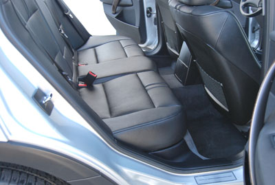 BMW X3 2003 2010 IGGEE SLEATHER CUSTOM FIT SEAT COVER 13