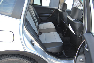 Custom 2003 Bmw X5 | Car Interior Design