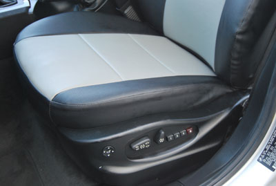 BMW X5 2000 2011 IGGEE SLEATHER CUSTOM FIT SEAT COVER 13