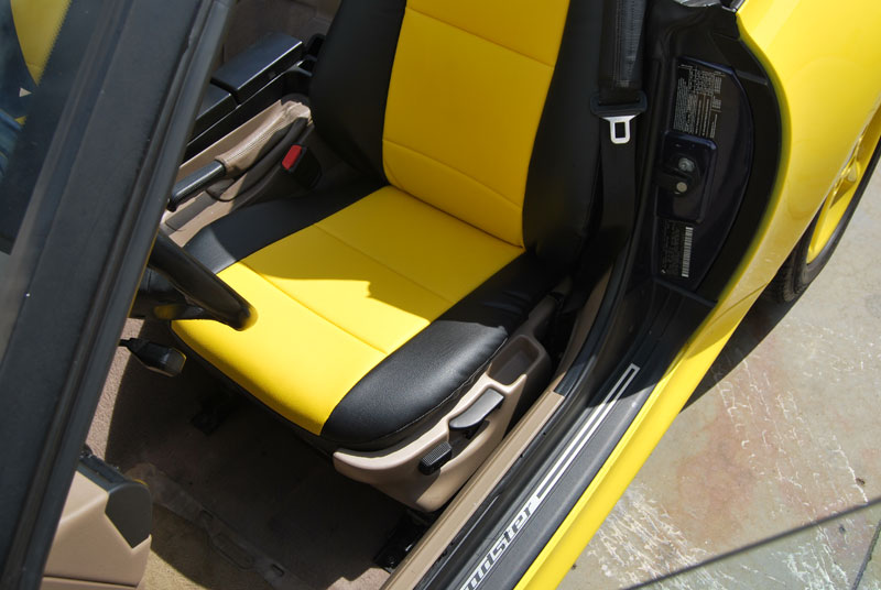 Bmw Z3 1996 2002 Leather Like Custom Seat Cover Ebay