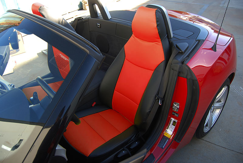 Bmw Z4 2009 2015 Iggee S Leather Custom Fit Seat Cover 13