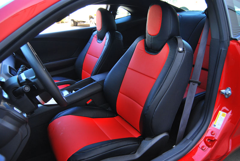 Chevy Camaro 1979 2012 Iggee S Leather Custom Fit Seat