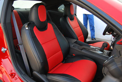 chevy camaro 2010 2017 vinyl custom made fit seat covers 13 colors available ebay. Black Bedroom Furniture Sets. Home Design Ideas