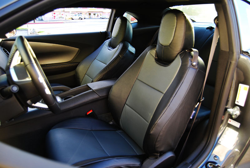 chevy camaro 1979 2012 leather like custom seat cover ebay. Black Bedroom Furniture Sets. Home Design Ideas
