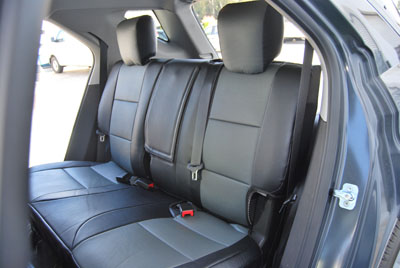 Chevy Equinox 2005 2012 Iggee S Leather Custom Fit Seat Cover 13colors Available Ebay