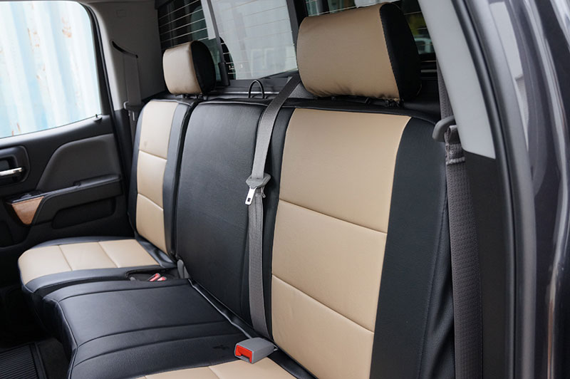 silverado chevy seat 1500 custom leather 2500 iggee covers 2500hd