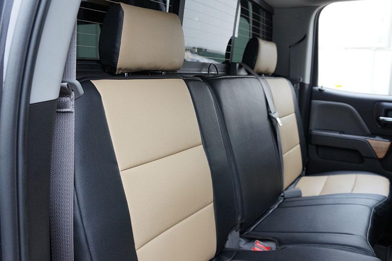 Chevrolet Silverado 1500 Seat Cover Custom Seat Covers