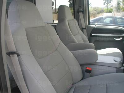 Ford Excursion 2000 2005 Vinyl Custom Seat Cover Ebay