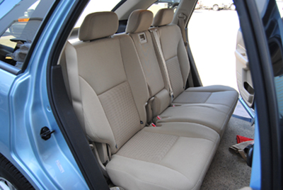 ford edge 2007 2010 iggee s leather custom seat cover 13colors available ebay. Black Bedroom Furniture Sets. Home Design Ideas