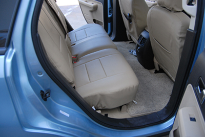ford edge 2007 2014 iggee s leather custom seat cover 13colors available ebay. Black Bedroom Furniture Sets. Home Design Ideas
