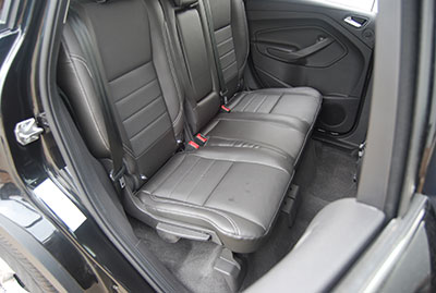 Ford Escape 2013 2016 Iggee S Leather Custom Seat Cover