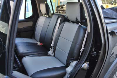 leather seat covers 2006 ford explorer. Black Bedroom Furniture Sets. Home Design Ideas