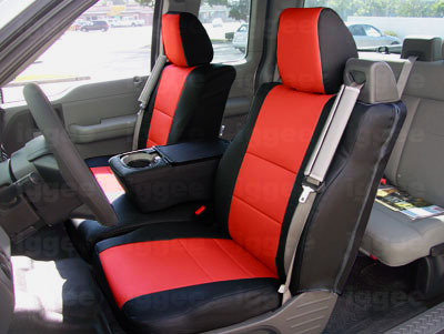 Ford F 150 F 250 F 350 2004 2012 Vinyl Custom Seat Cover