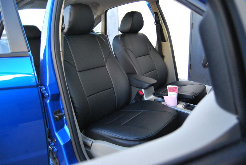 ford focus leather seats ebay. Black Bedroom Furniture Sets. Home Design Ideas