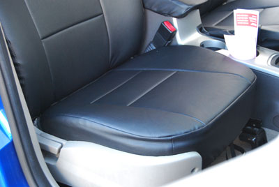 ford focus 2009 2011 iggee s leather custom fit seat cover 13 colors available ebay. Black Bedroom Furniture Sets. Home Design Ideas