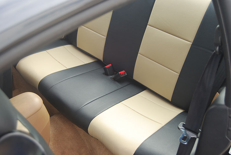 FORD MUSTANG 1994 2004 IGGEE SLEATHER CUSTOM FIT SEAT