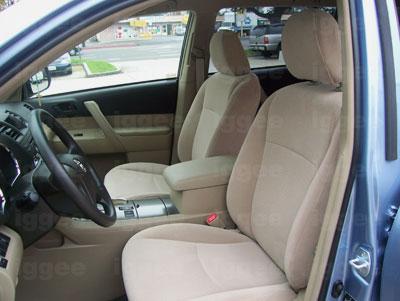 Lexus Lx470 1998 2007 Leather Like Custom Seat Cover Ebay
