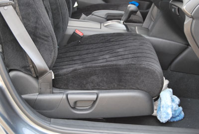 honda accord 2008 2010 custom made seat cover covers ebay. Black Bedroom Furniture Sets. Home Design Ideas