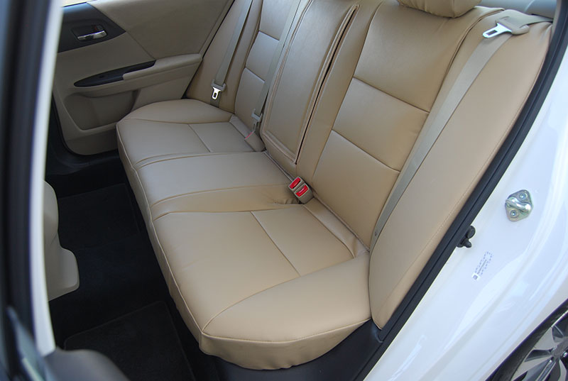 honda accord 2013 new model iggee s leather custom fit seat cover 13colors ebay. Black Bedroom Furniture Sets. Home Design Ideas